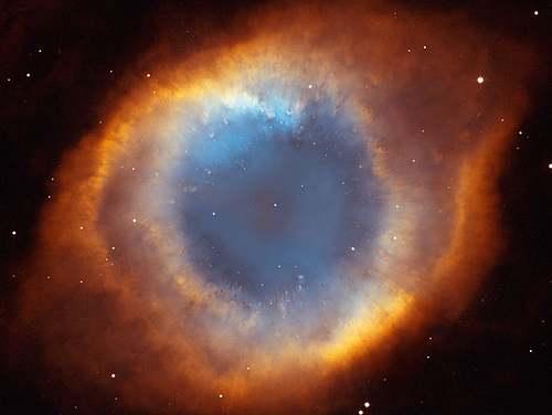Notre vraie place dans l'univers Oeildedieu