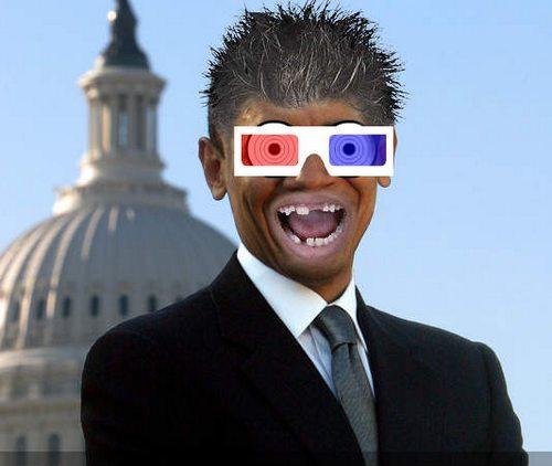 Portrait officiel dans Humour / insolite obama1
