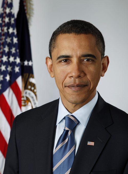 obamaofficialportrait2 dans Politique